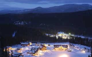 Горная Саланга – горнолыжный курорт на границе Кемеровской области