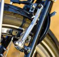 Как на велосипеде отрегулировать передние тормоза
