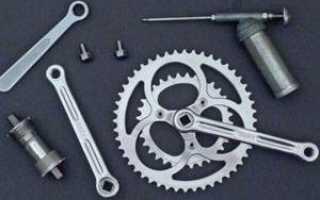 Выбор подходящих шатунов для велосипеда