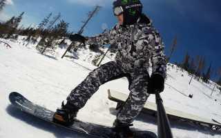 Сноуборд: существующие виды и техника катания