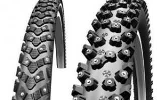 Зимняя резина для велосипеда своими руками — альтернатива брендовым покрышкам