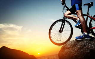 Что делать велосипедисту с болящими коленями?
