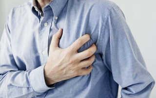 Быстрый способ определить, что у вас есть проблемы с сердцем