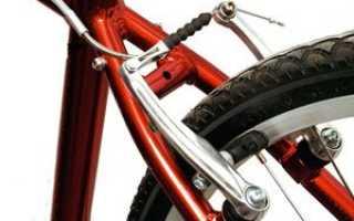 Как устроены тормоза на велосипеде
