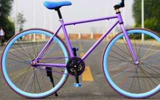 Как украсить детский велосипед