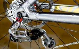Как поменять цепь на велосипеде горном