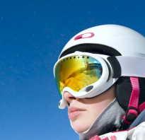 Как выбрать горнолыжные очки