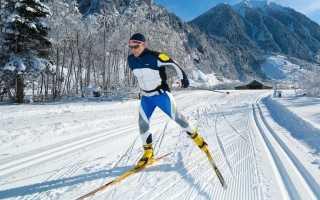 Коньковый ход на лыжах сообщение. Техника конькового хода: упражнения, видео, основные ошибки
