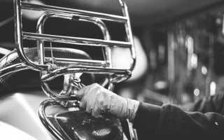 Как отремонтировать своими руками скутер