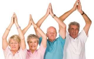 Почему даже в 60 лет не поздно начать заниматься йогой