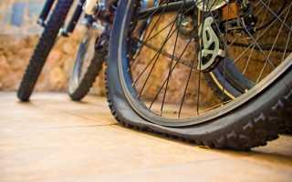 Ремонт велосипедной камеры своими руками