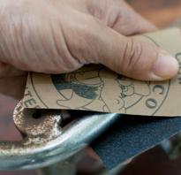 Как очистить от ржавчины цепь велосипеда