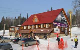 Такман – горнолыжный курорт на Урале