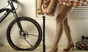 Необходимое давление в шинах велосипеда. Калькулятор оптимального давления в шинах велосипеда