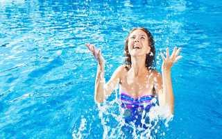 Идем в бассейн после 40 лет: почему стоит немедленно начать плавать