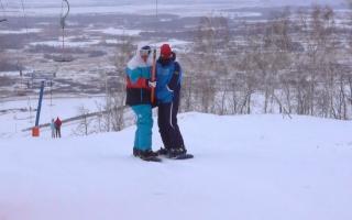 Где покататься на горных лыжах в Башкирии