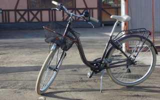 Выбор прогулочного велосипеда по всем правилам