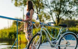 Велосипед для девушки как выбрать
