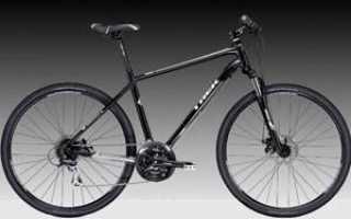 Городской велогибрид для хипстеров?