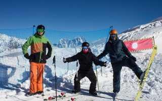 Тетнулди – горнолыжный курорт (Грузия)