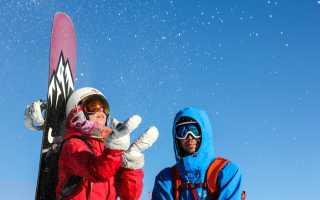 В новом сезоне в Сочи откроется больше трасс для начинающих сноубордистов и лыжников