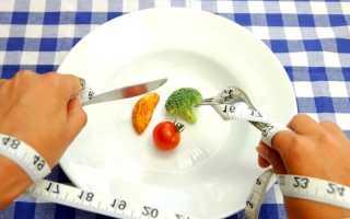 5 признаков истощения организма из-за нехватки калорий