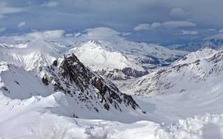 Гудаури – горнолыжный курорт (Грузия)