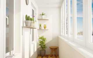 Интерьер балкона 3 кв м. Что нужно знать о дизайне балкона? Размер имеет значение