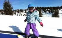 Выбираем детский сноуборд