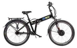 Препарирование велогибрида Eltreco Patrol Кардан 26