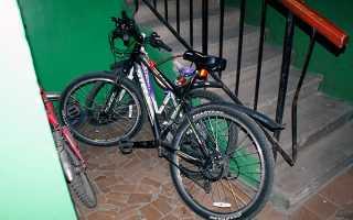 Как защитить велосипед от угона?