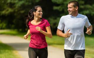 Бег по утрам продлит молодость, красоту и здоровье