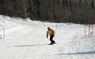 Ассы-тау – горнолыжный курорт в Башкортостане