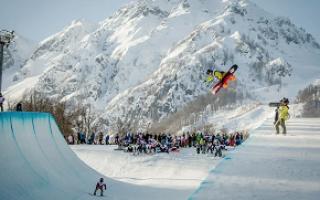 Российские сноубордисты проведут свой первый снежный сбор в Швейцарии