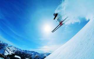 Влияние геометрии лыж на катание и положение