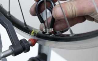 Как поменять все спицы на велосипеде