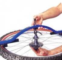 Как подтягивать спицы на велосипеде