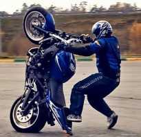 Что такое вилли на мотоцикле