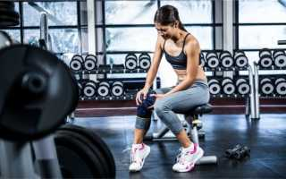 Как можно избежать повреждения суставов при занятиях спортом