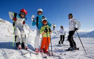 Влияние лыжного спорта на организм спортсмена