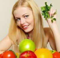 4 правила питания, которые помогут не поправляться
