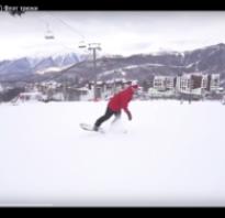 Базовые прыжки на сноуборде – учебное видео (8)