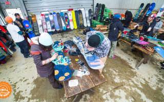 Обзор лучших сноубордов для джиббинга