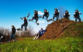 Маунтинборд — новый спорт, вид транспорта или развлечение для молодёжи