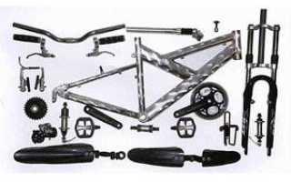 Купить или собрать велосипед?