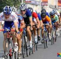 По каким правилам устраиваются велосипедные соревнования